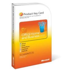 Microsoft Office - Famille et Petite Ent. - 2010 - OEM - Bilingue - Clé par courriel - aucune livraison