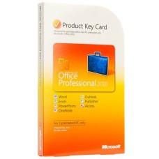 Microsoft Office - Professionnel - 2010 - OEM - Bilingue - Clé par courriel - aucune livraison
