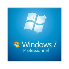 Microsoft Windows 7 - Professionnel - 32 & 64-bit - Bilingue - License seulement – livrée