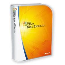 Microsoft Office - Basic Édition - 2007 - OEM - Bilingue - Clé par courriel - aucune livraison