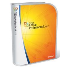 Microsoft Office - Professionnel - 2007 - OEM - Bilingue - Clé par courriel - aucune livraison
