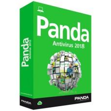 Panda - Antivirus  - 2018 - Bilingue - Clé par courriel - aucune livraison