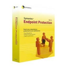 Symantec Endpoint Protection - 12.1 - Small Business - Retail - 5 User - Anglais