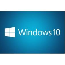 Upgrade de Windows 7 pro à Microsoft Windows 10 Pro- 64-bit - License par courriel